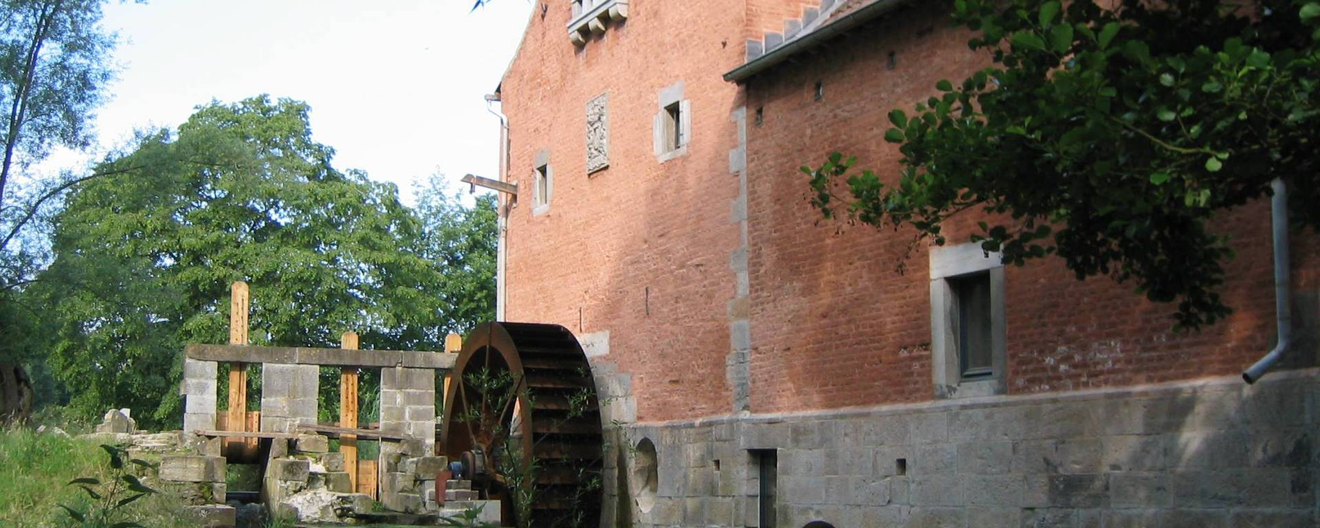 Moulin castral d'Hollogne-sur-Geer