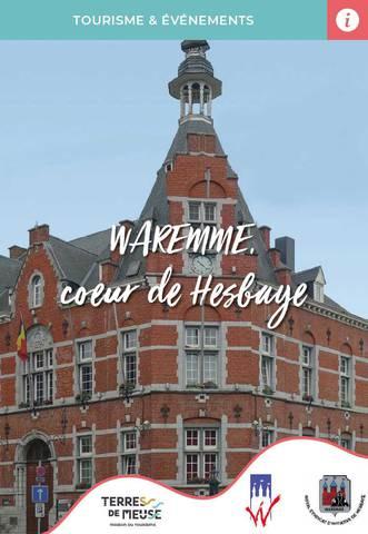 Brochure sur la commune de Waremme