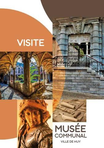 Feuillet du musée communal de Huy