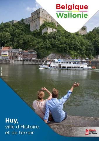 Brochure sur Huy