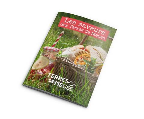 Brochure sur les producteurs du terroir en Terres-de-Meuse