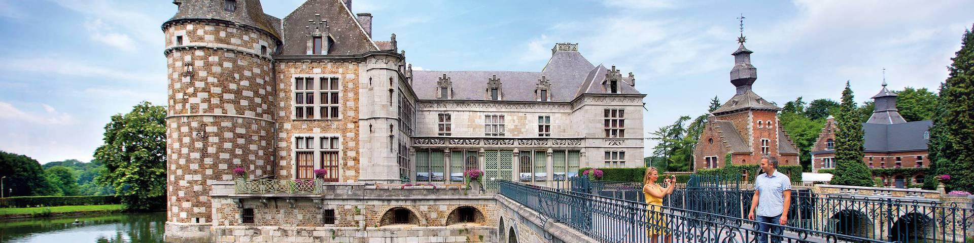 Château de Jehay - Copyright David Samyn