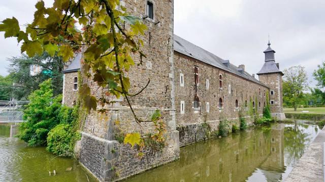 Dépendance du château de Jehay