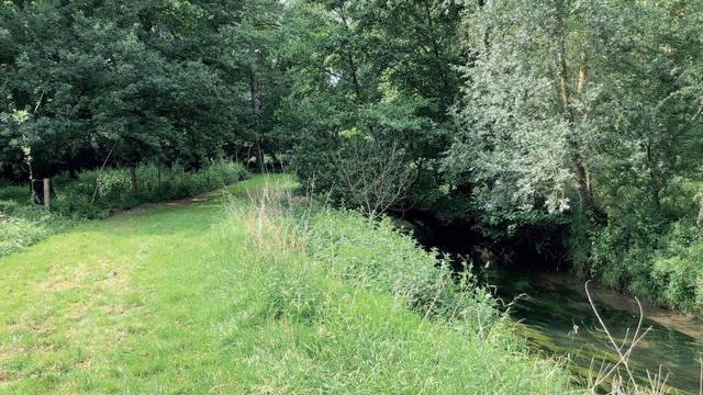 Sentier de la Mouhagne