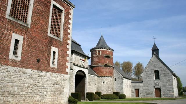 Château d'Oultremont à Warnant-Dreye
