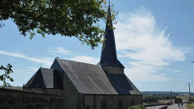 Eglise de Grand-Marchin - Copyright P. Mariage