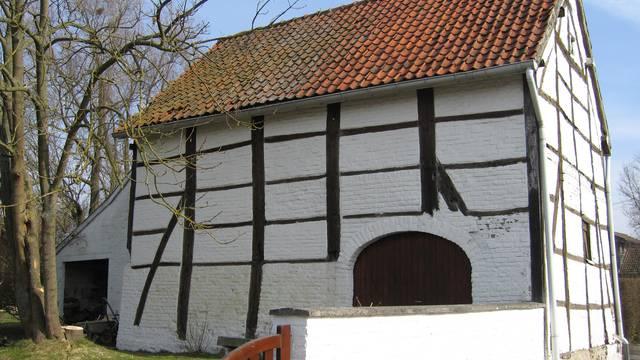 Maison en colombage Oreye