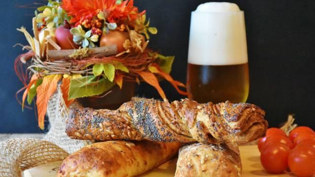 Bières et pains d'Hesbaye