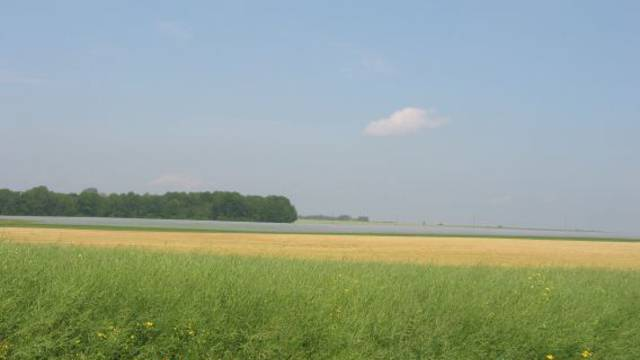 Paysage de la commune de Saint-Georges-sur-Meuse