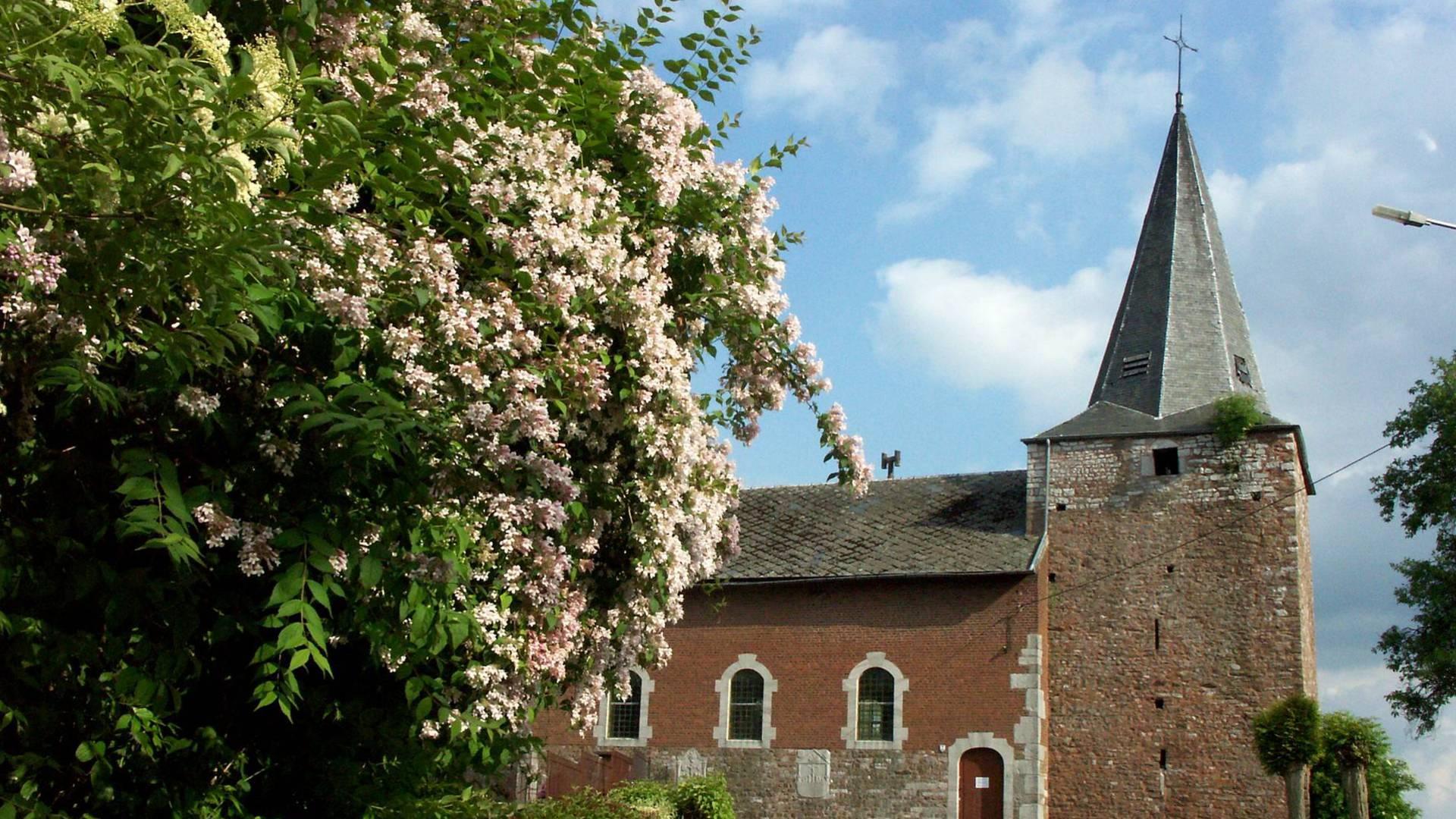 Chapelle Saint-Sulpice à Aineffe