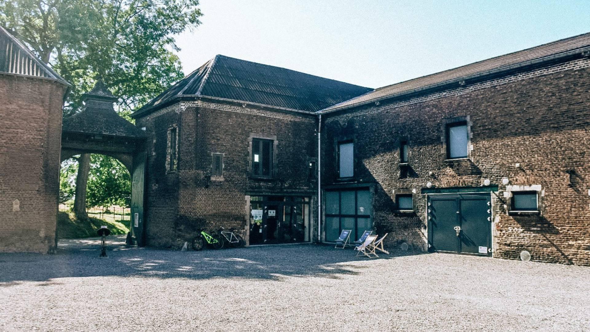 Ferme accueillant la distillerie Belgian Owl