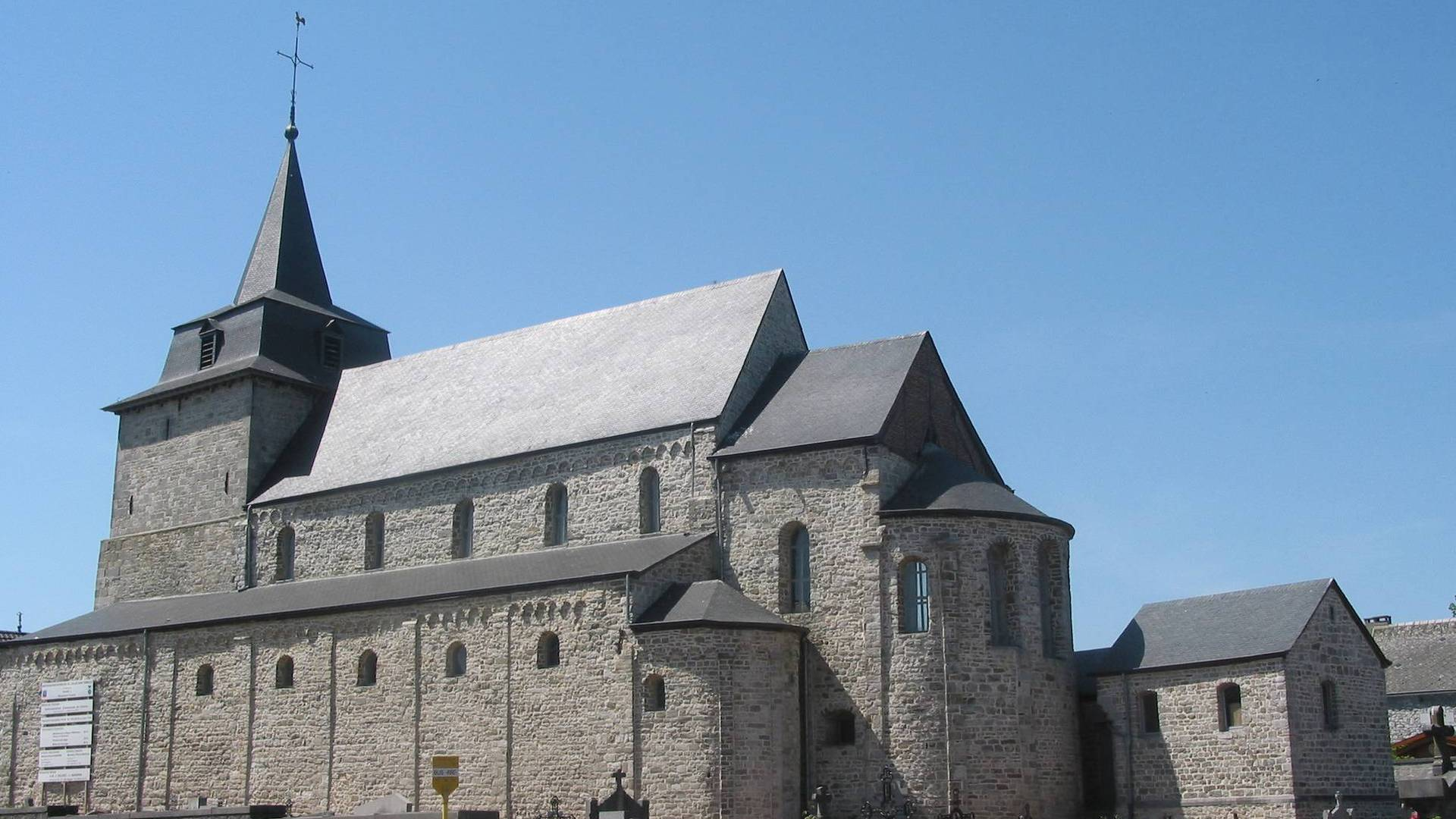 Eglise d'Ocquier
