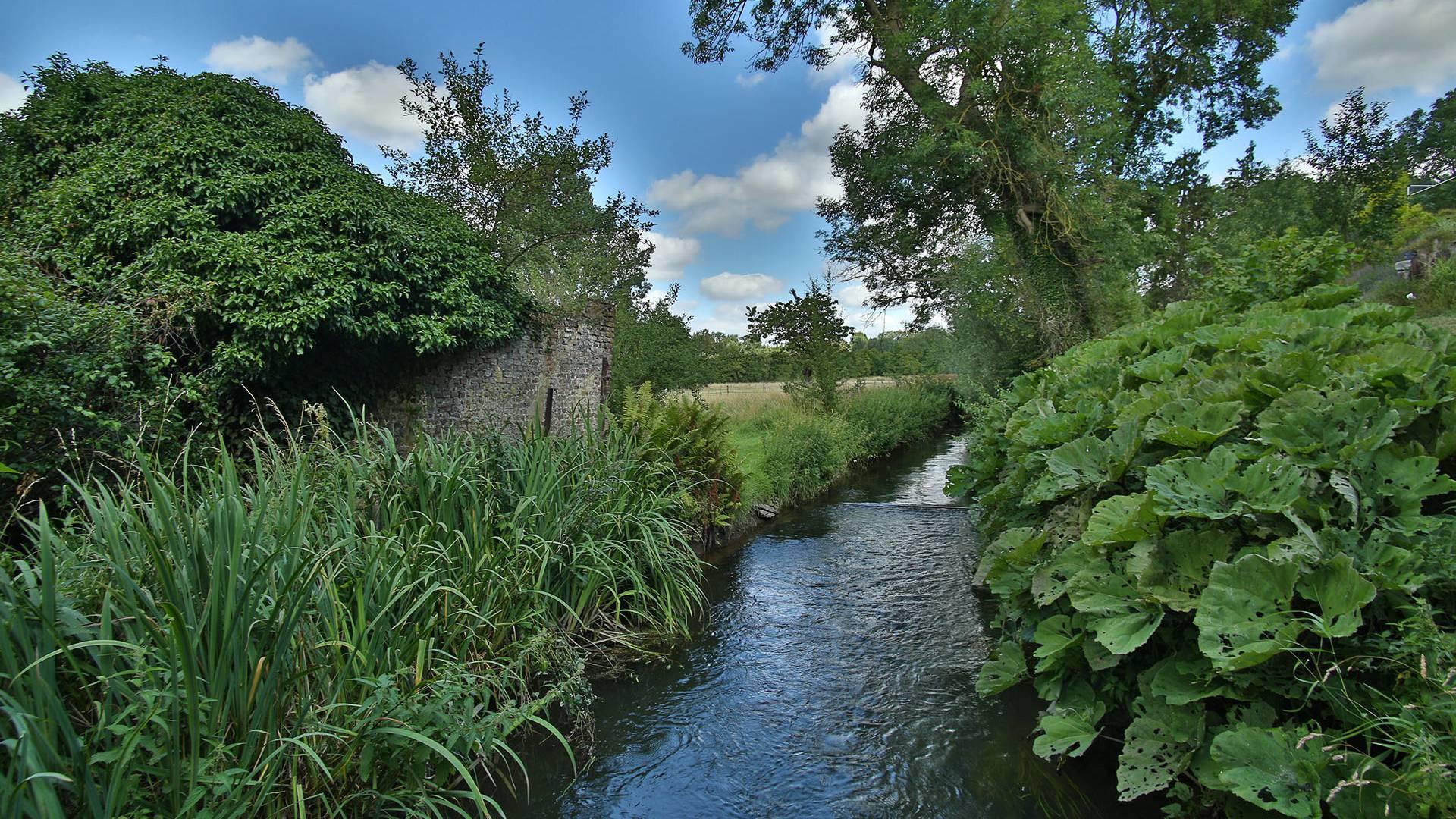 Paysage du Parc Naturel Burdinale-Mehaigne