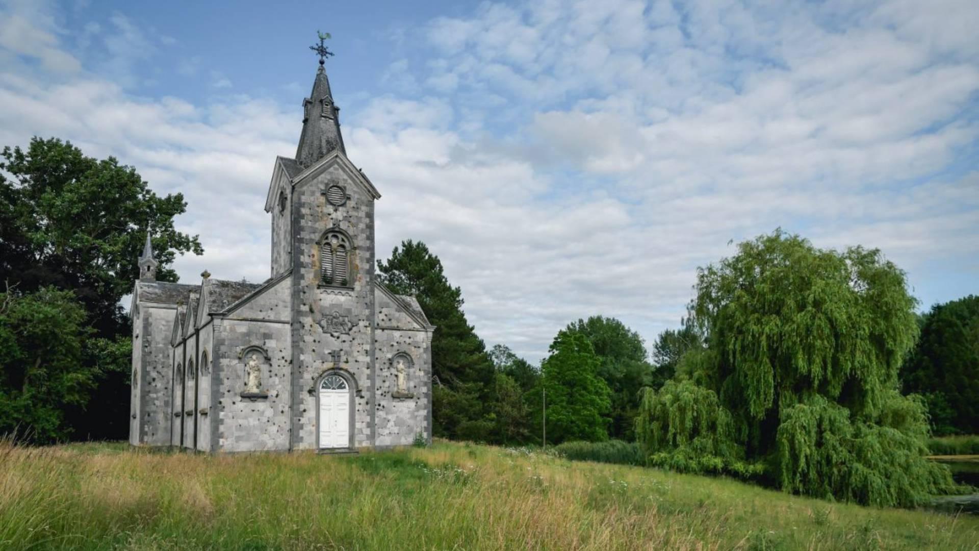 Eglise de Vervoz