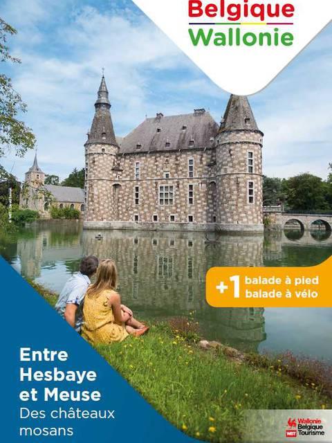 Brochure Entre Hesbaye et Meuse Des châteaux mosans