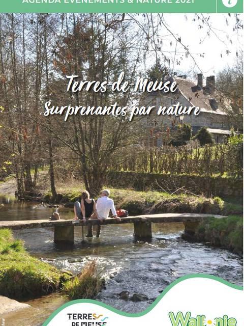 Couverture de la brochure nature des Terres-de-Meuse