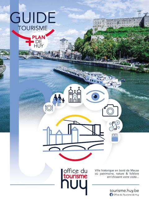 Couverture du guide touristique sur Huy