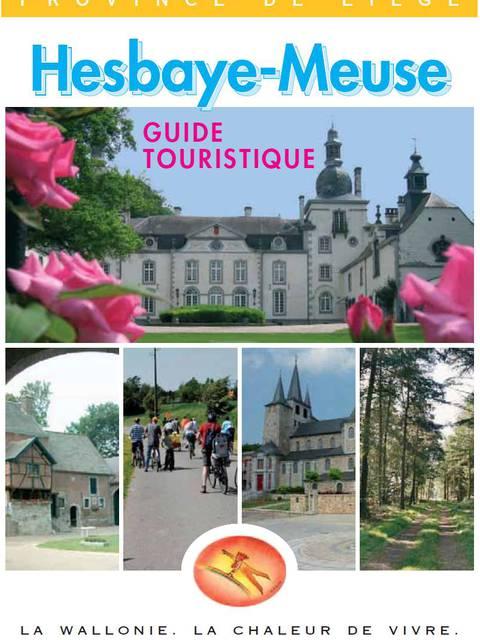 Guide touristique Hesbaye-Meuse