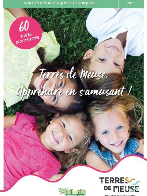 Couverture de la brochure pédagogique des Terres-de-Meuse