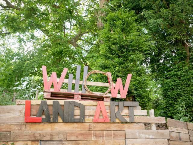 Willow Land Art