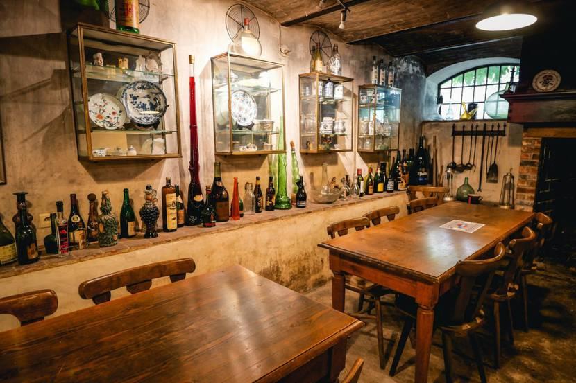 Taverne du musée de la Gourmandise © Trekking et Voyage