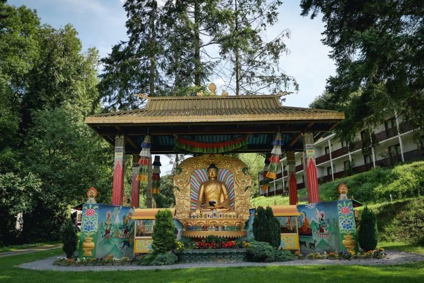 Institut tibétain © Trekking et Voyage