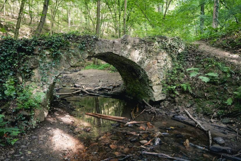 Pont romain à la Solières