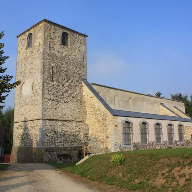 Ancienne église Saint-Pierre à Lincent
