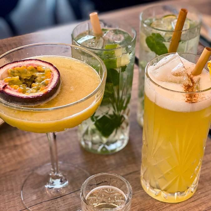 Cocktail Pampa Bar