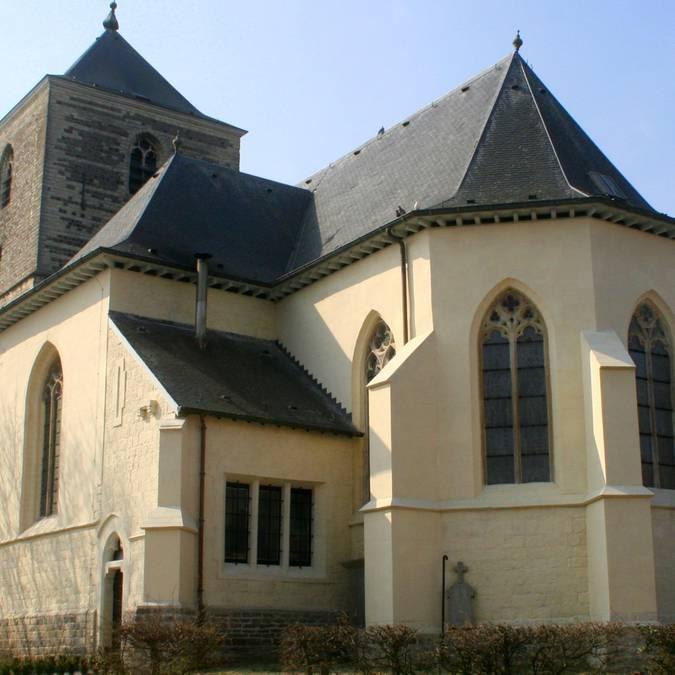 Eglise Saint-Christophe à Racour