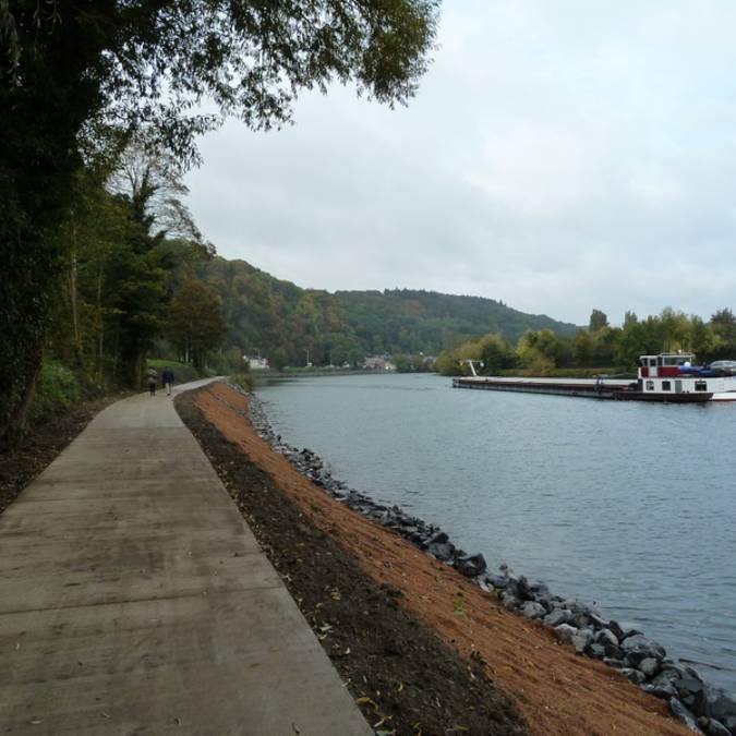 La Meuse le long du RAVeL