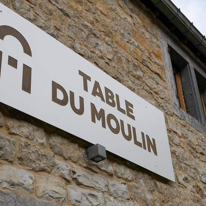Table du moulin