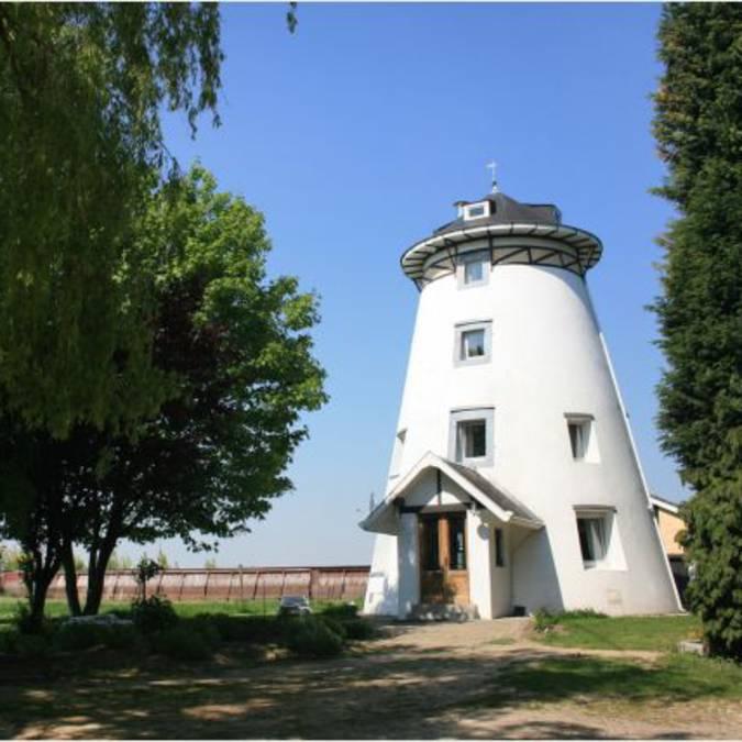 Moulin de Pousset