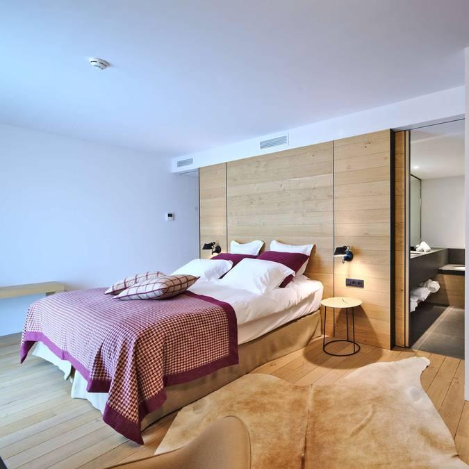 Chambre d'hôtel du Naxhelet - Luc Viatour