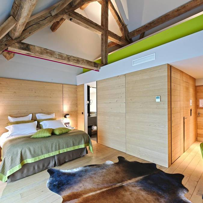 Chambre au Naxhelet - Luc Viatour